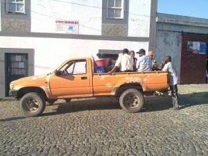 Aluguer Lomba, Laranja Auto eller Pepe´s bus