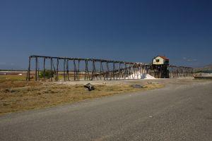 Saltfabrikken i Salinas