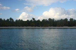Isla Saona - tomme strandstole....